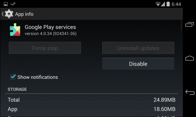 google-play-services-app-info