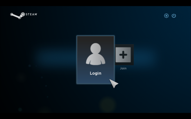 log-into-steamos