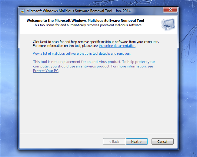 What is the Malicious Software Removal Tool and Do I Need It?