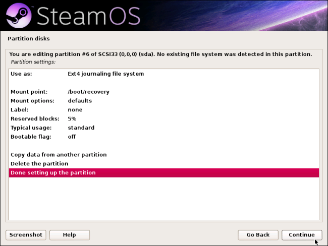 steamos-set-up-recovery-partition