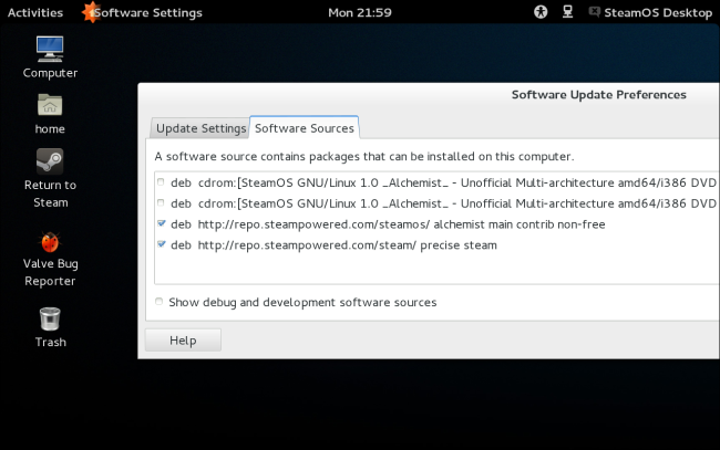 steamos-software-sources