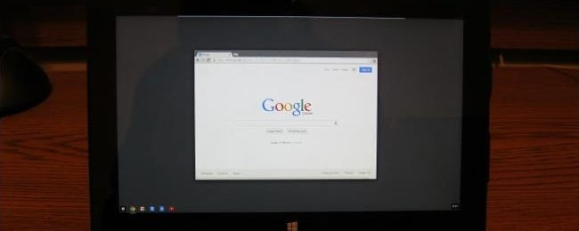 How to Turn a Windows 8 PC Into a Chromebook