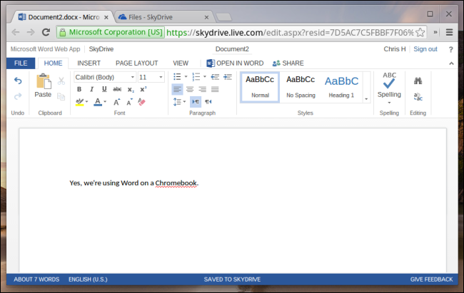 use-microsoft-office-word-on-a-chromebook