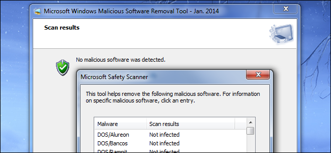 What is the malicious software removal tool and do i need it for New windows software