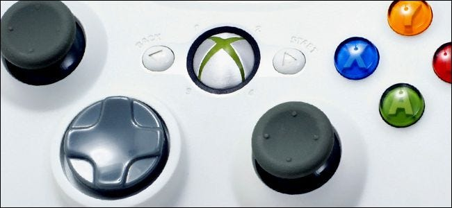 xbox 360 controller software for pc