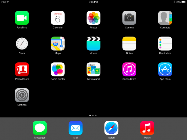 How to reset your iphone or ipad s home screen layout House layout app