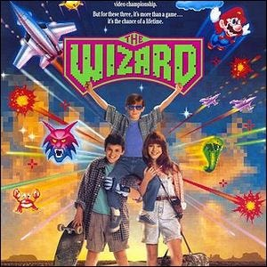 Movie cover for The Wizard