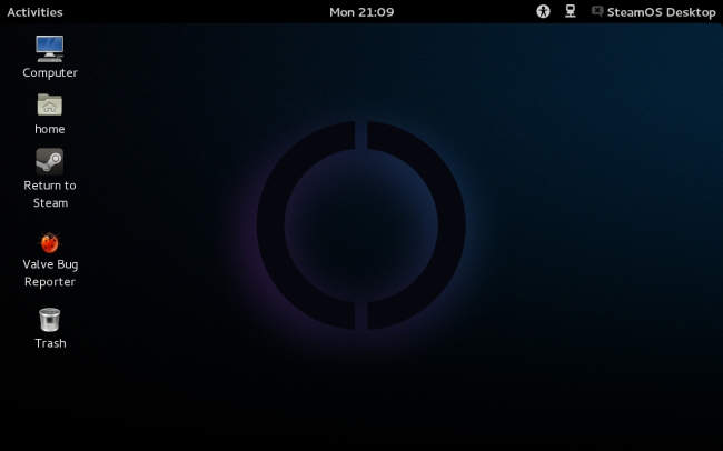 How to Use the SteamOS Desktop