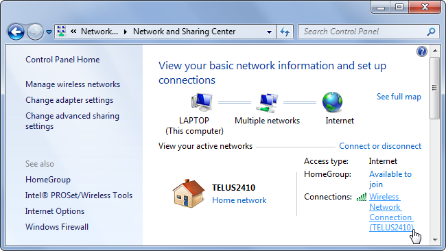 view-network-connection-status-windows