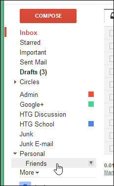 how to open gmail inbox