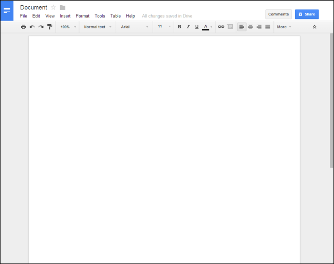 google-docs-edit-document