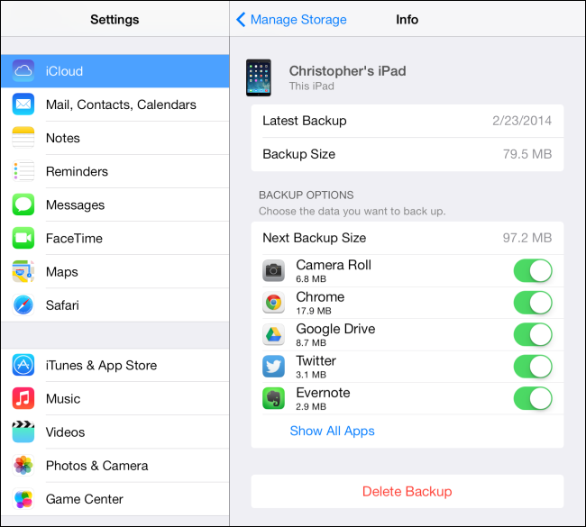 Manage your photo and video storage - Apple Support