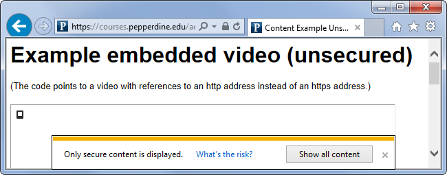 only-secure-content-is-displayed-internet-explorer