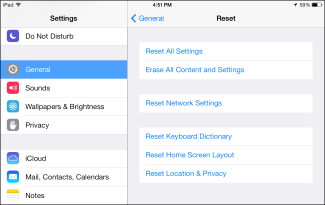 how to factory reset an iphone 7 without itunes