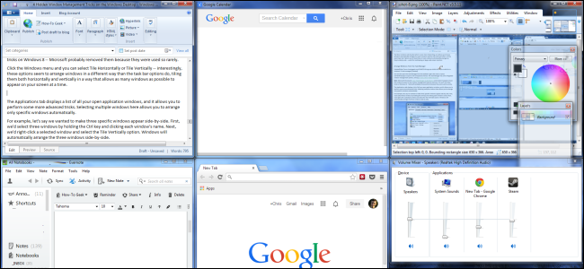 4 hidden window management tricks on the windows desktop for Pages for windows