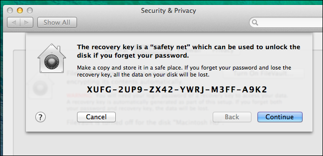 how to set a password in an external drive properties