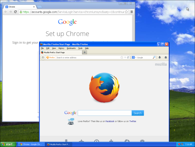 chrome-and-firefox-on-windows-xp