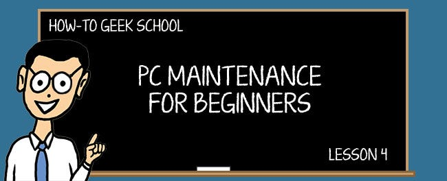 PC Maintenance 4