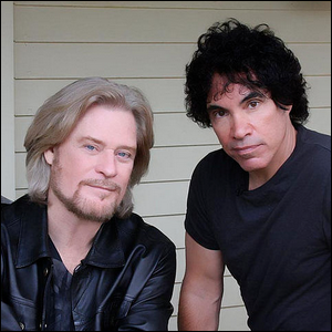 Portrait of Hall and Oates