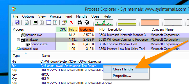SysInternals Pro: Using Process Explorer to Troubleshoot and