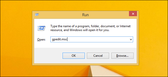 open-local-group-policy-editor