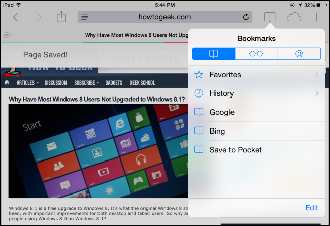 8 Tips and Tricks for Browsing with Safari on iPad and iPhone