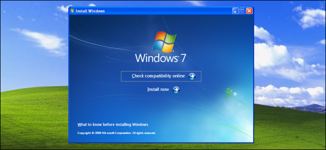 can xp be upgraded to windows 7