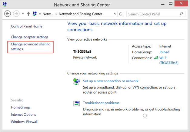 Windows Networking: Customizing Your Network Sharing Settings