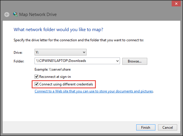 Windows Networking: How to Work With Network Drives & Network Locations