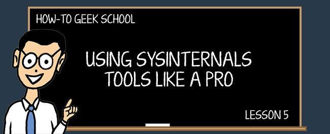 SysInternals Pro: Using Process Monitor to Troubleshoot and