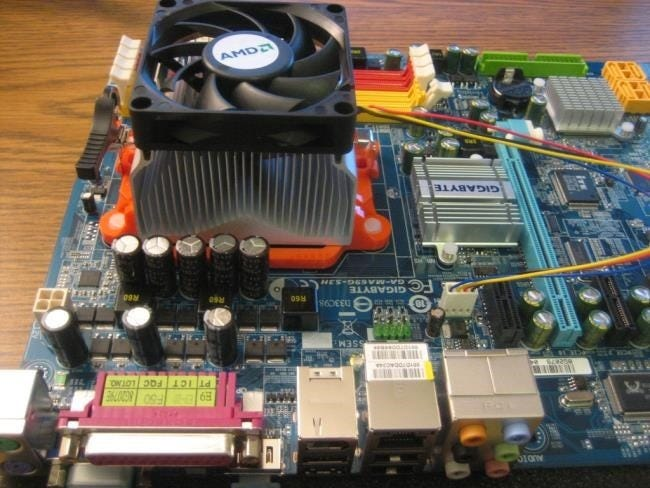 motherboard-with-cpu-plus-heat-sink-and-fan