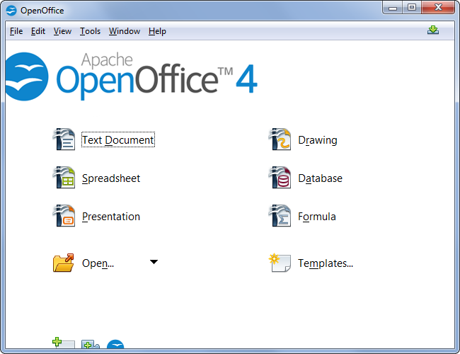 Openoffice vs libreoffice what s the difference and which should you use - Open office 4 1 1 gratuit ...