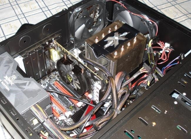Pleasing Dont Be Intimidated Building Your Own Computer Is Easier Than You Wiring 101 Ferenstreekradiomeanderfmnl