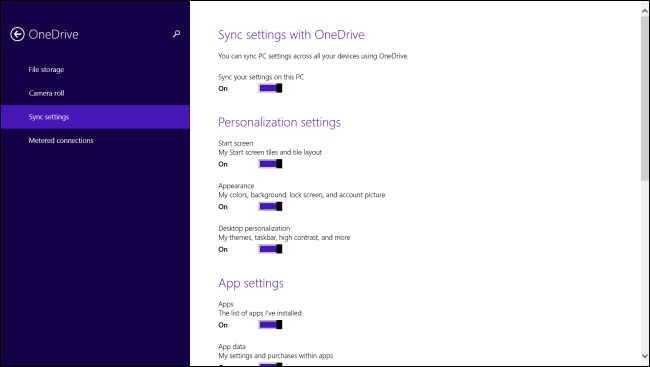 7 Windows Desktop Settings Only Available in PC Settings on Windows