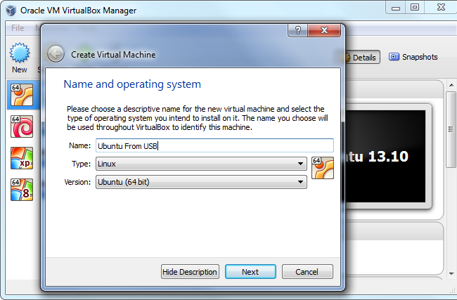 create-virtual-machine-to-boot-virtualbox-from-usb