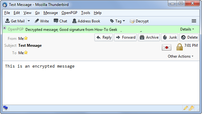 Encrypt Outlook Email >> Why No One Uses Encrypted Email Messages
