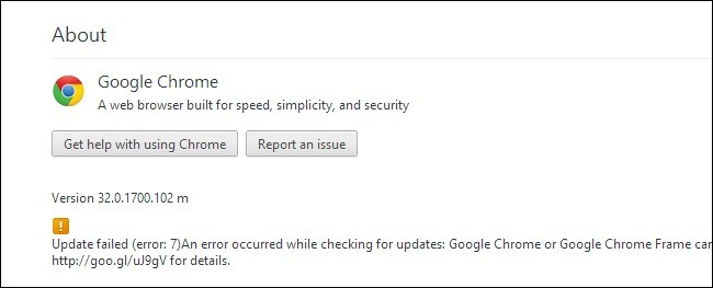 How to fix and adjust automatic updating in google chrome automaticmanual updating is disabled youll find the following screen when you navigate to about google chrome or type chromechrome in your ccuart Gallery