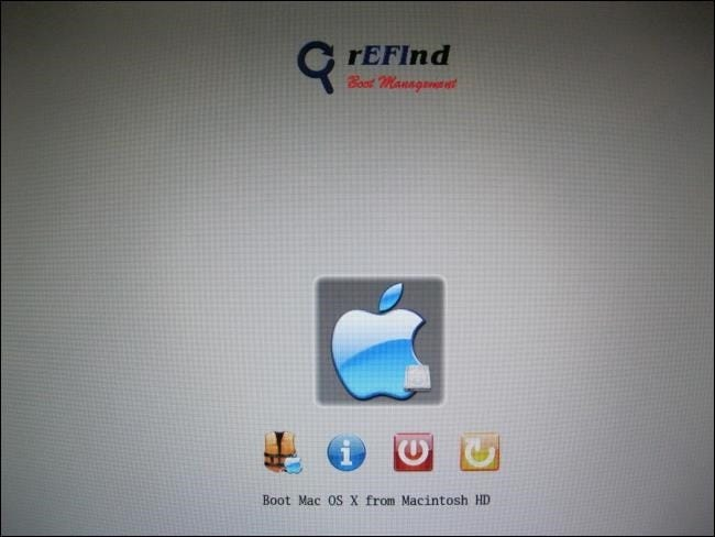 install-rEFInd-on-mac-for-linux