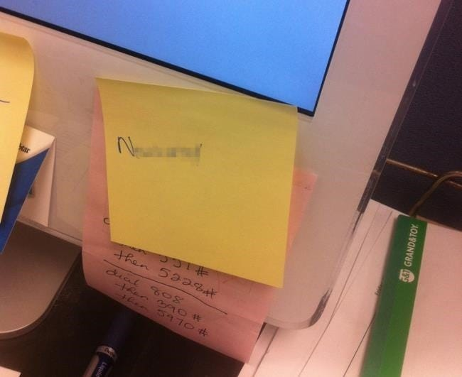 password-written-down-on-sticky-note