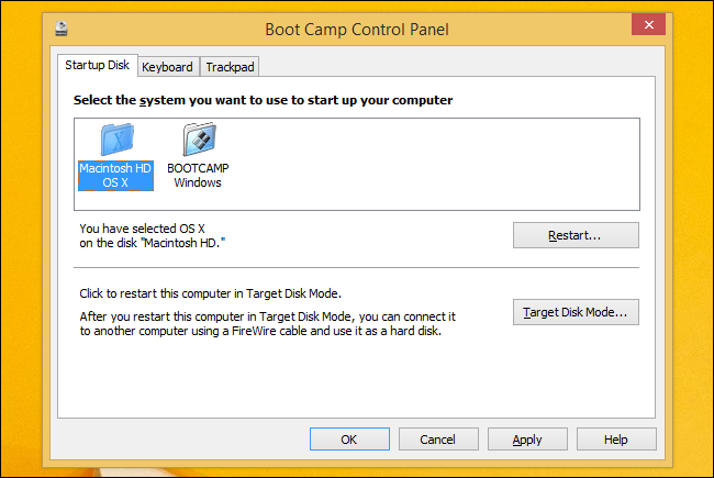 BOOTCAMP FIREWIRE DRIVERS FOR WINDOWS 7