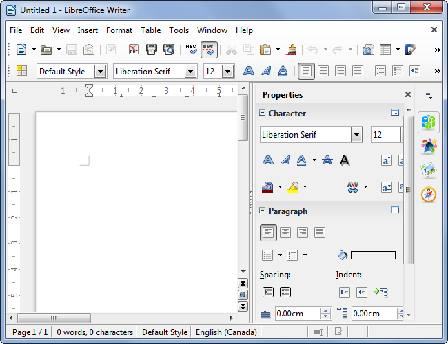 enable-experimental-sidebar-in-libreoffice-writer