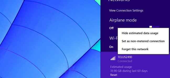 wifi cannot connect to this network windows 8.1