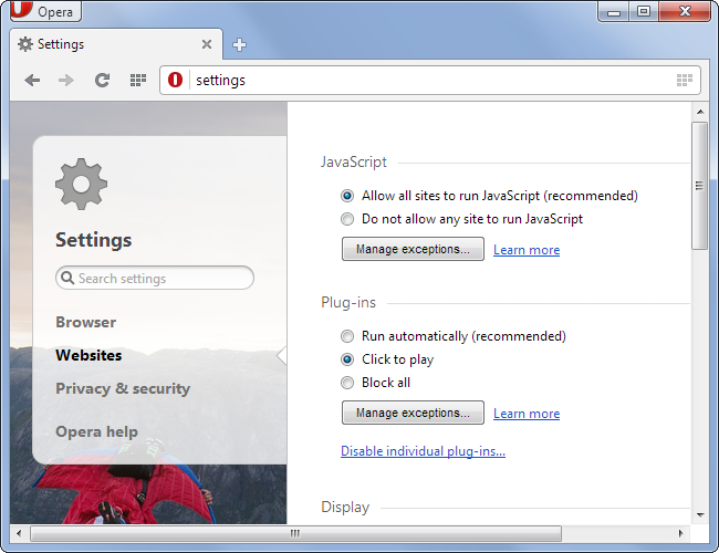 modify-website-settings-in-opera
