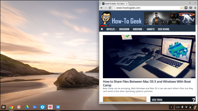 chromebook-dock-window-shortcut