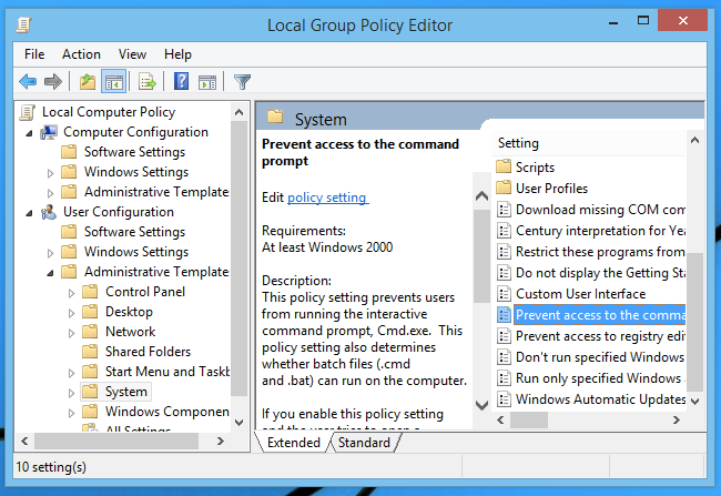 local group policy editor windows 7 tutorial