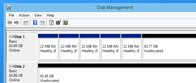 Windows Admin: Understanding Hard Drive Partitioning with