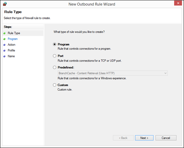 Network Security: Using Windows Firewall with Advanced Security