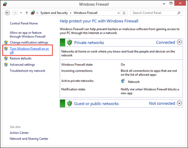 Network Security: Windows Firewall: Your System\u0027s Best Defense