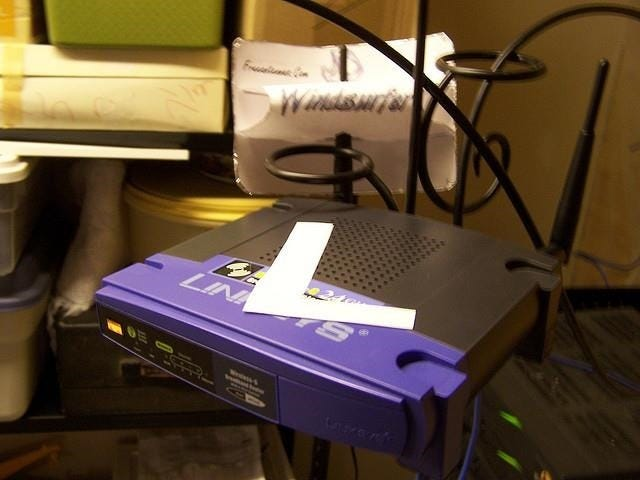 linksys-wrt54gl-router