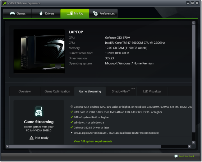Can Nvidia shield play any Steam or PC games natively ...